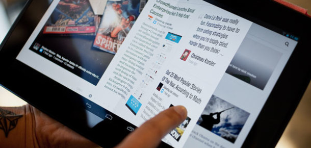 Popüler Haber Okuma Uygulaması Flipboard Web'e Açılıyor