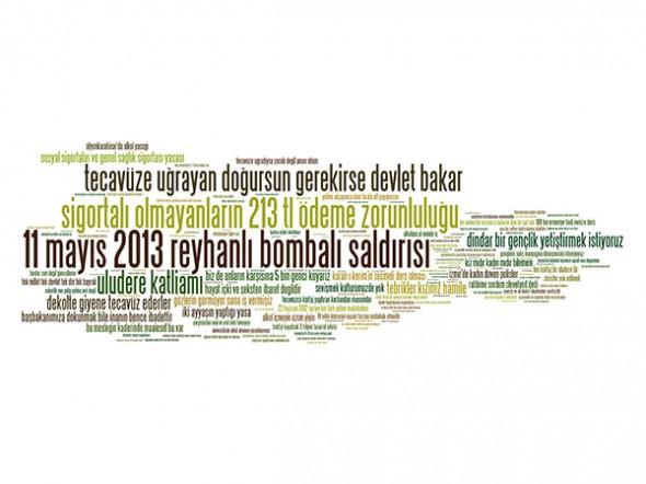 Gezi Parkı Direnişinin Şifreleri Ekşisözlük Başlıklarında Gizli