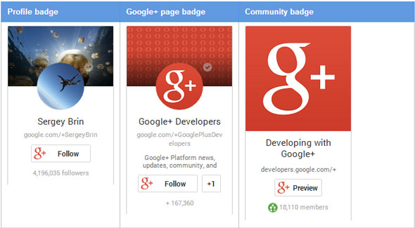 Google Rozetleri
