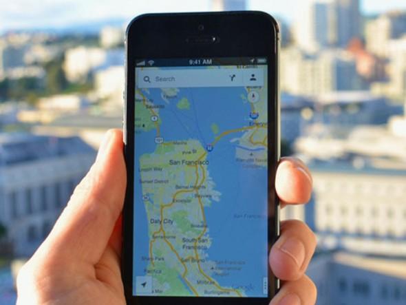 Yeni Google Maps iPad Desteğiyle Birlikte iOS'ta