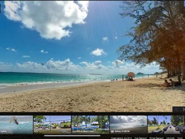 Google'dan Panoramik Fotoğraf Paylaşma Sitesi: Views