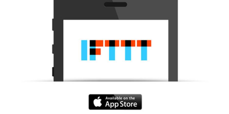 Komut Birleştirme Servisi IFTTT'nin iPhone Uygulaması Yayınlandı