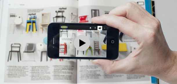 IKEA, 2014 Kataloğunda Artırılmış Gerçekliğe Geçti