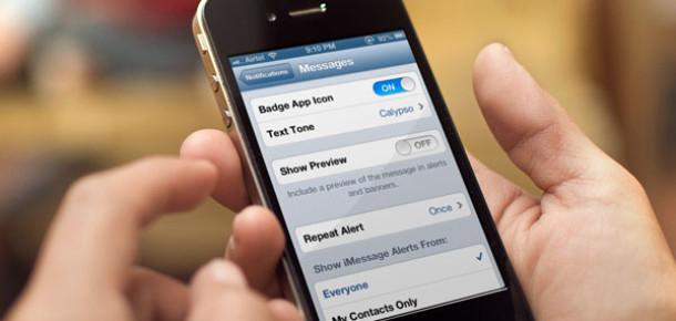 iMessage Kullanıcıları Spam Mesajlardan Kurtuluyor
