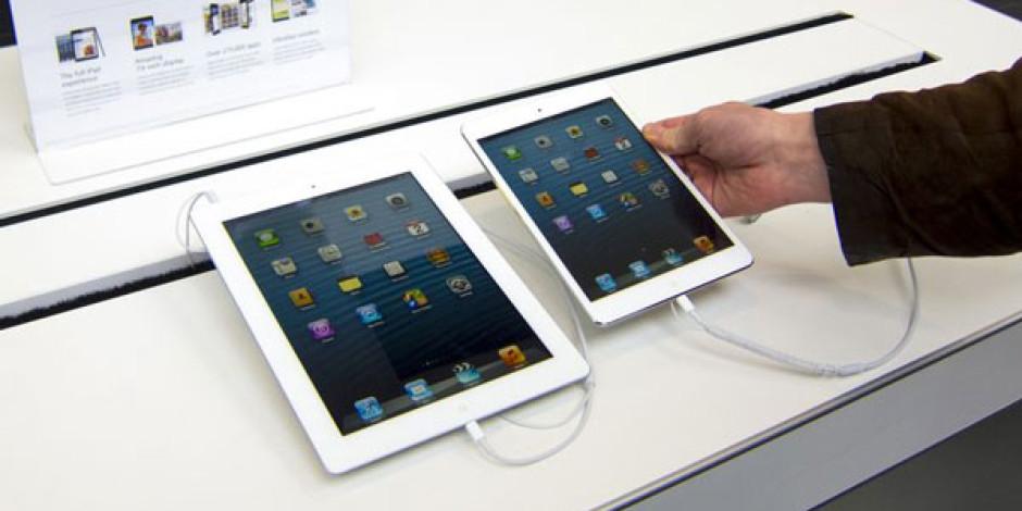 iPad 5 Eylül'de Geliyor, iPad mini 2 ise Yılın Son Çeyreğine Kaldı