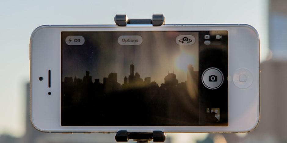 iPhone 5S İçin Slow Motion Kamera İddiası