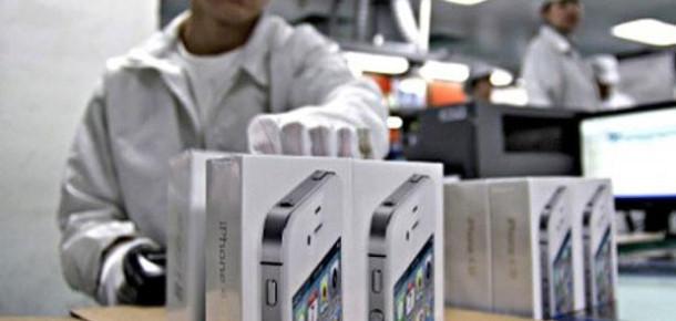 Apple iPhone 5S'in Üretimine Bu Ay Başlıyor