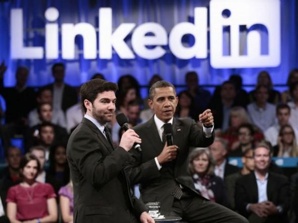 LinkedIn'den Kullanıcılara Dünyanın Önde Gelen Liderlerine Ulaşma Fırsatı