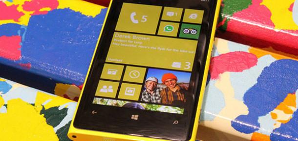 Nokia Son Çeyrekte 7,4 Milyon Lumia Sattı