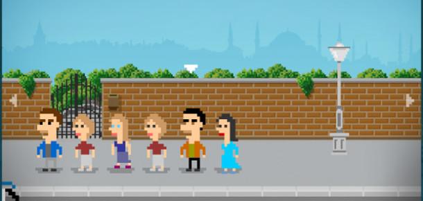 Knorr'dan Ramazan'a Özel Facebook Oyunu: Pide Kuyruğu