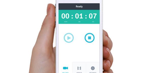 xRec: iPhone Ekranınızı Videoya Dönüştürün