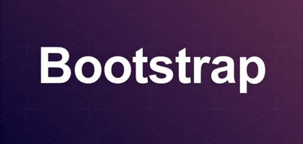 Popüler Web Tasarım Aracı Bootstrap'in Yeni Sürümü Yayınlandı