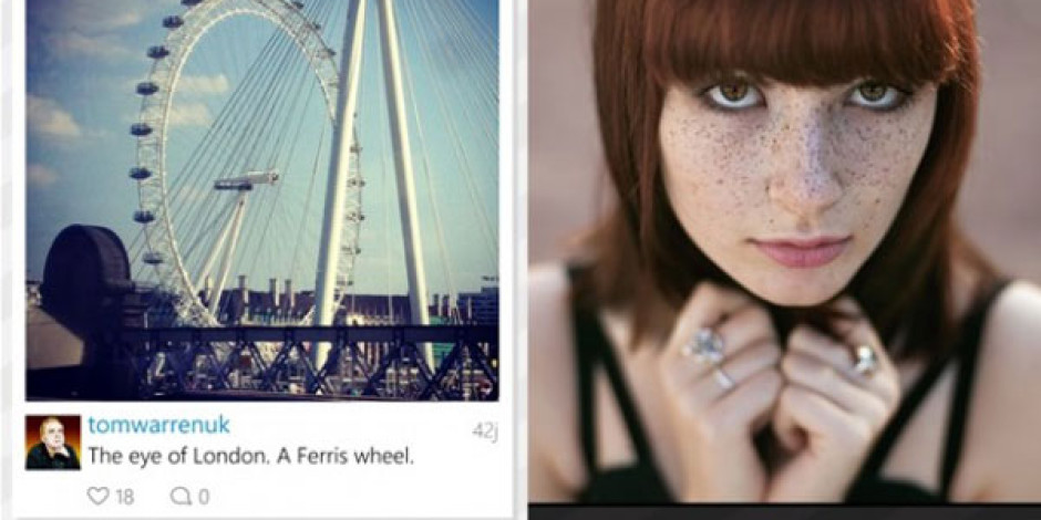 Windows Phone Instagram'ına Kavuştu: 6tag