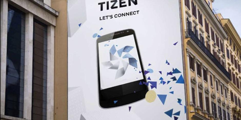 Samsung'un İlk Tizen'li Akıllı Telefonu Ekim'de Piyasaya Çıkacak