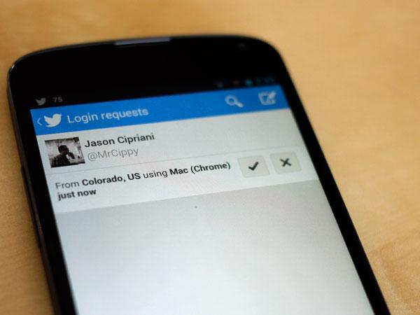 Twitter İki Adımlı Hesap Doğrulama Sistemini Mobile Taşıdı