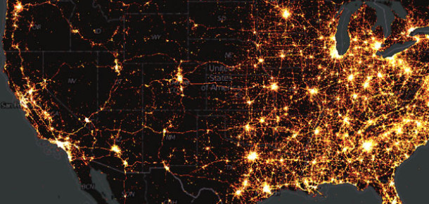 Mobil Twitter Kullanıcılarının Akıllı Telefon Kullanım Haritası