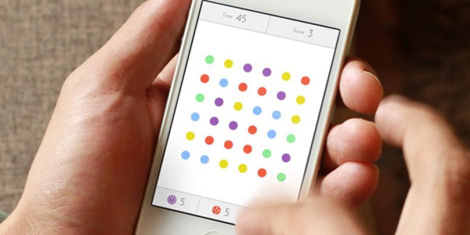 """5 Milyon İndirilmeye Ulaşan """"Dots"""" Sonunda Android'e Geliyor"""