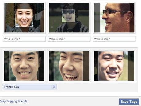 Facebook Etiketleme Önerileri