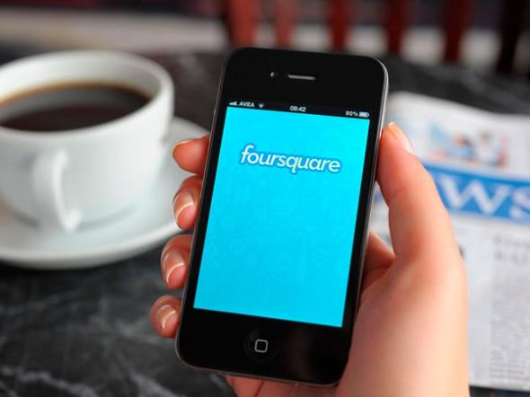 Foursquare Yer Data Verilerini Yahoo'ya Satacak