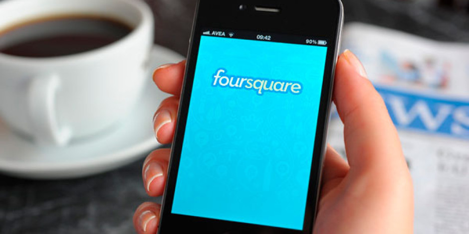 Foursquare ve Yahoo Veri İşbirliğine Gidiyor