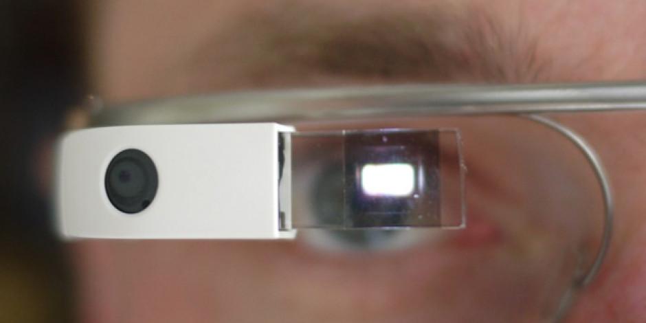 Google Glass'tan Geleceğin Reklam Modeli: Bakış Başına Ödeme