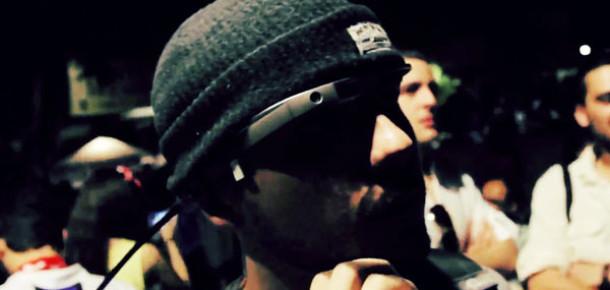 Google Glass'ın Kamerasından Gezi Parkı Direnişi