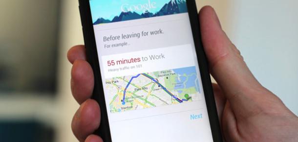 Google Now Artık Daha Fazla Eğlence ve Seyahat Özelliğine Sahip
