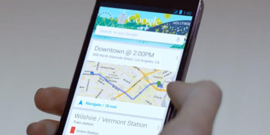 Google Now Artık Anlık Yerel Haberler Verecek