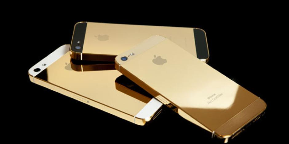 Altın Renkli iPhone İle Tanışmaya Hazır Mısınız?