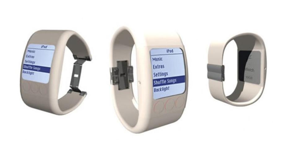 Apple'ın Akıllı Saati iWatch, iPod'un Yerini Alacak