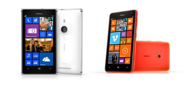 Nokia Lumia 925 ve Lumia 625 Sonunda Türkiye'de Satışa Çıkıyor