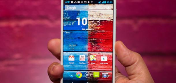Motorola Moto X Sonunda Resmi Olarak Tanıtıldı
