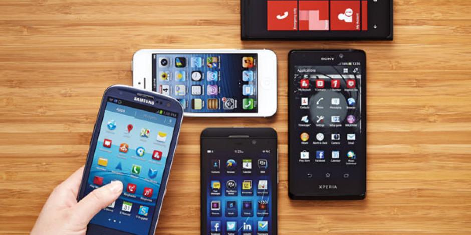 Türkiye'de Akıllı Telefon Satışları %88 Arttı