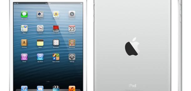 Apple Yeni iPad ve iPad mini 2'de Tasarım Değişikliğine Gidiyor