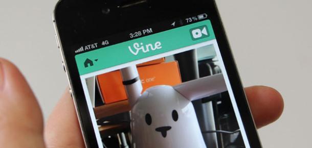 Vine'ın Popülaritesi Hızla Artıyor: İki Buçuk Ayda 27 Milyon Yeni Kullanıcı