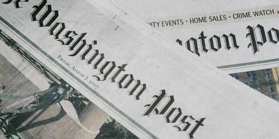 Washington Post, 250 Milyon Dolar Karşılığında Jeff Bezos'a Satıldı