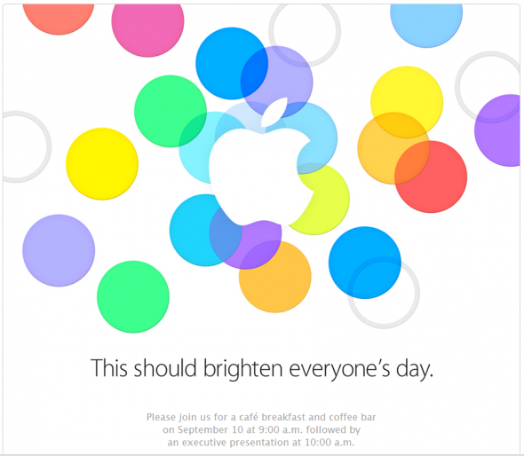 Apple 10 Eylül Lansmanı