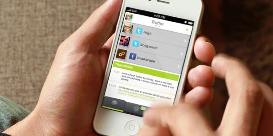 Sosyal Medya Yönetim Aracı Buffer 1 Milyon Kullanıcıya Ulaştı