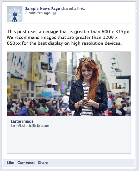 Facebook Reklam Görselleri