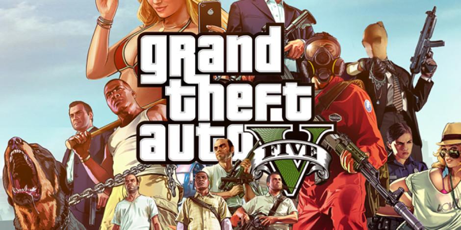 GTA V'ten İlk Gününde 800 Milyon Dolarlık Rekor Hasılat