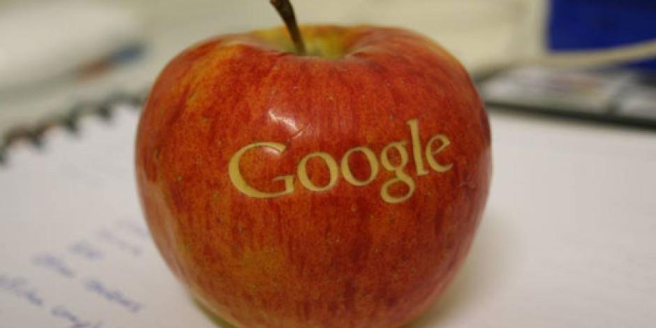 Yeni iPhone'lar Google'ın Ekmeğine Yağ Sürdü
