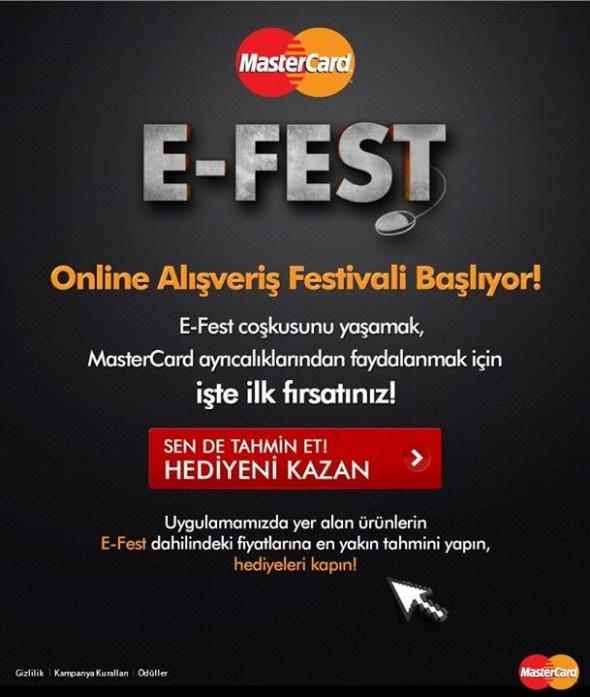 MasterCard E-Fest