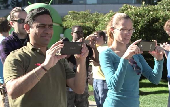 Nexus 5 Sızan Görüntüler