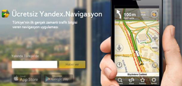 Google'dan Beklenen Navigasyon Hamlesi Yandex'ten Geliyor