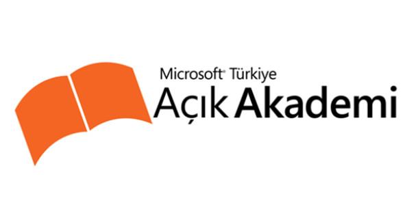 Microsoft Açık Akademi, Türkiye'ye 1 Milyon Uygulama Geliştirici Kazandıracak