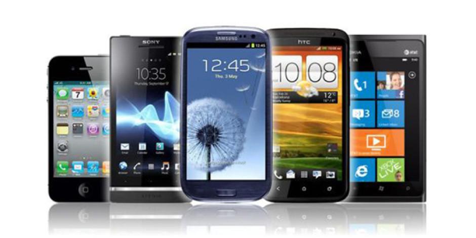 2013'ün İlk Yarısında Türkiye'de 3.3 Milyon Akıllı Cihaz Satıldı [Araştırma]