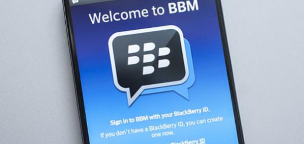 BBM'in Android ve iOS'a Gelişi Yılan Hikayesine Döndü