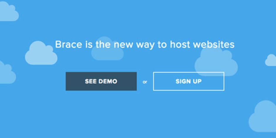 Brace İle Dosyaları Dropbox'a Sürükleyerek Web Sitesi Oluşturun
