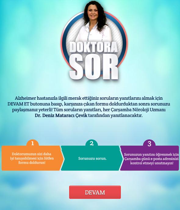 Facebook Doktora Sor