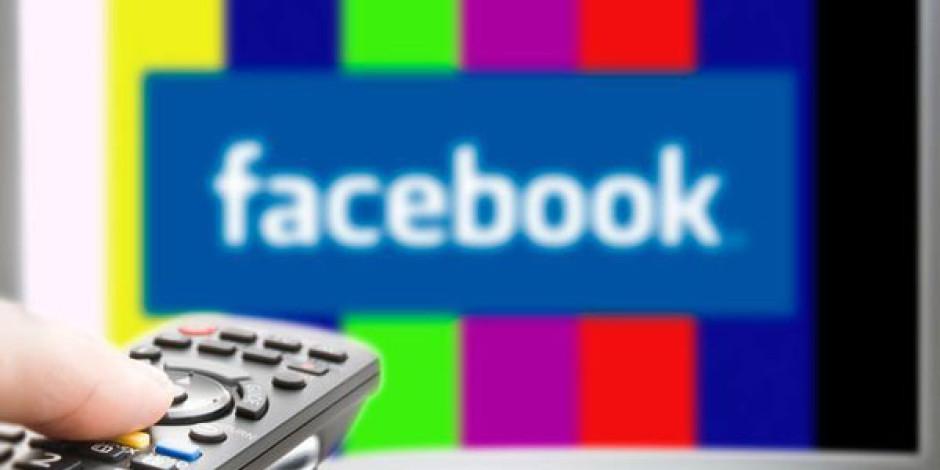 Facebook, Sosyal TV Alanında Twitter'a Rakip Oluyor